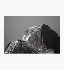 Climbers On Half Dome Photographic Print
