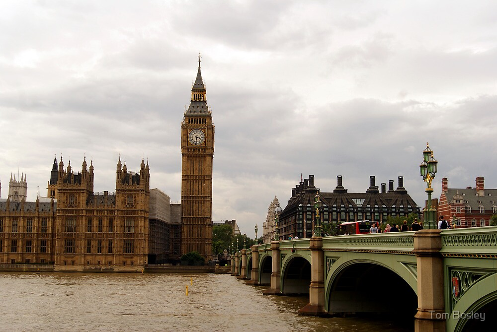 Classic London by Tom Bosley