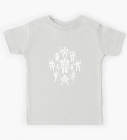 Plastic Heroes (w/Triangles) Kids Clothes