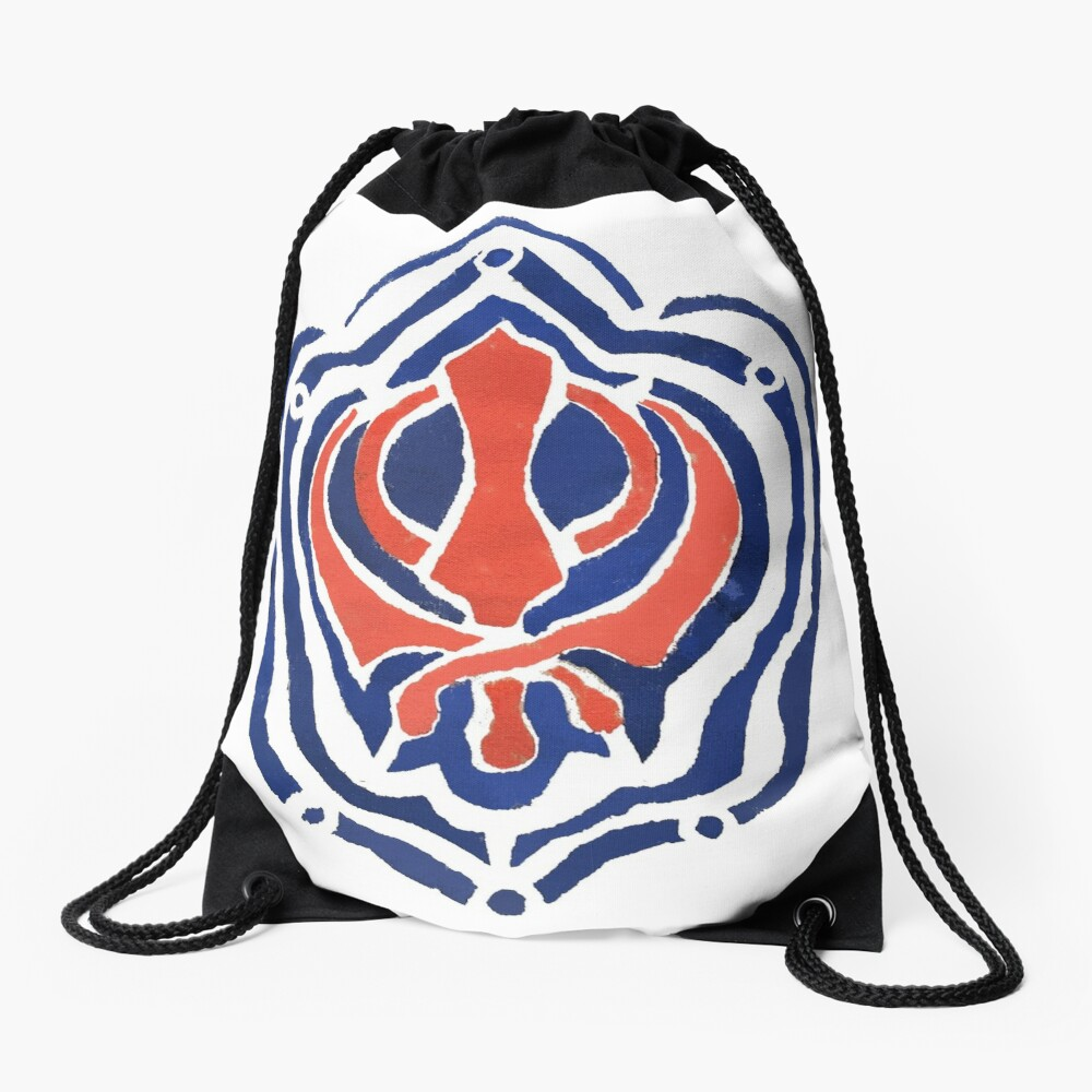 ADI SHAKTI  Drawstring Bag