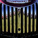 Chevy by Rebecca Cozart