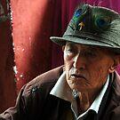 Old man at lalbazar by JYOTIRMOY Portfolio Photographer