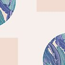 Mid-Century Candy Tropical pt.02 #redbubble #topical by designdn