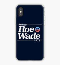 Schützen Sie Roe V Wade, Pro Choice Shirt iPhone-Hülle & Cover