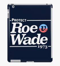 Schützen Sie Roe V Wade, Pro Choice Shirt iPad-Hülle & Klebefolie
