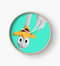 Hello Goose! Clock