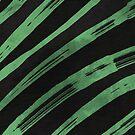 LXP Emerald Ribbons by Lucas X. Pham