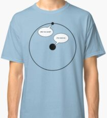 Hydrogen Humour Classic T-Shirt