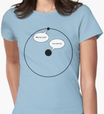 Hydrogen Humour Women's Fitted T-Shirt