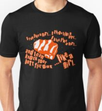 Like A Girl Unisex T-Shirt