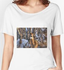 Curiosity!!! Women's Relaxed Fit T-Shirt
