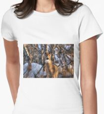 Curiosity!!! Women's Fitted T-Shirt