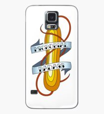Microbial Badass Tattoo - full colour Case/Skin for Samsung Galaxy
