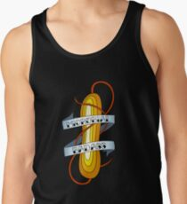 Microbial Badass Tattoo - full colour Tank Top