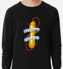 Microbial Badass Tattoo - full colour Lightweight Sweatshirt