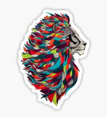 Mane Colors Sticker