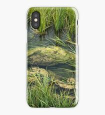 Abstract in Stream iPhone Case/Skin