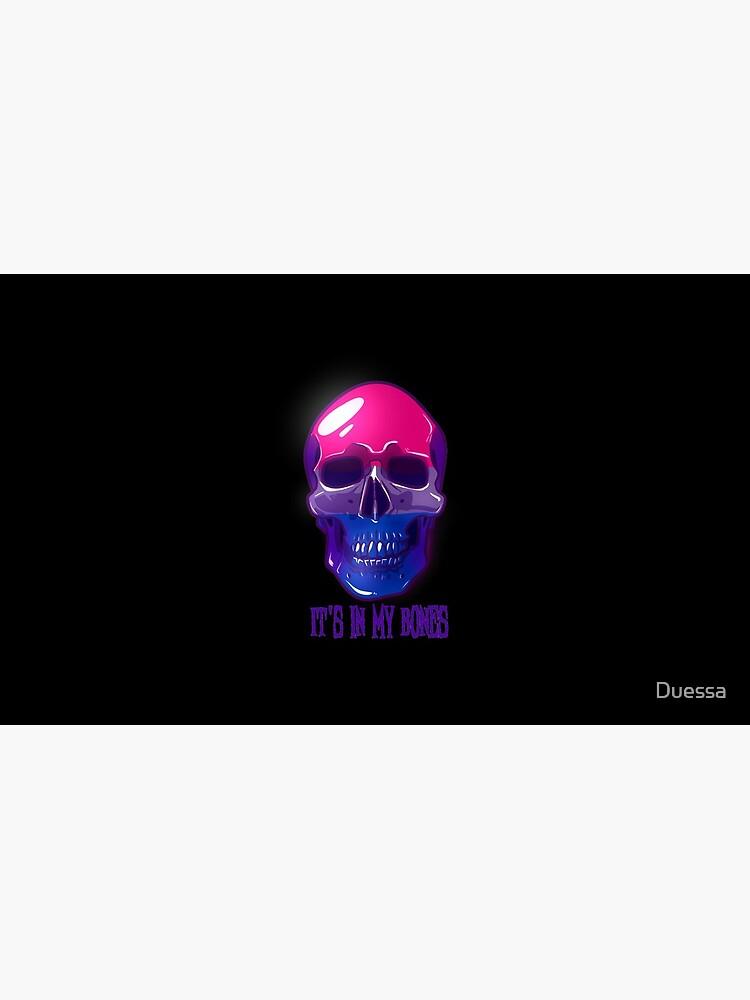 Bisexual Pride: It's In My Bones by Duessa