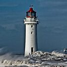 Perch Rock Lighthouse by Brian Tarr