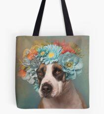 Flower Power, Adrienne Tote Bag