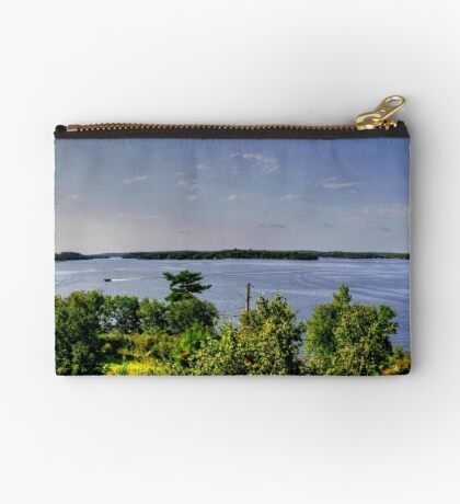 Lake of the Woods (Panorama) Studio Pouch
