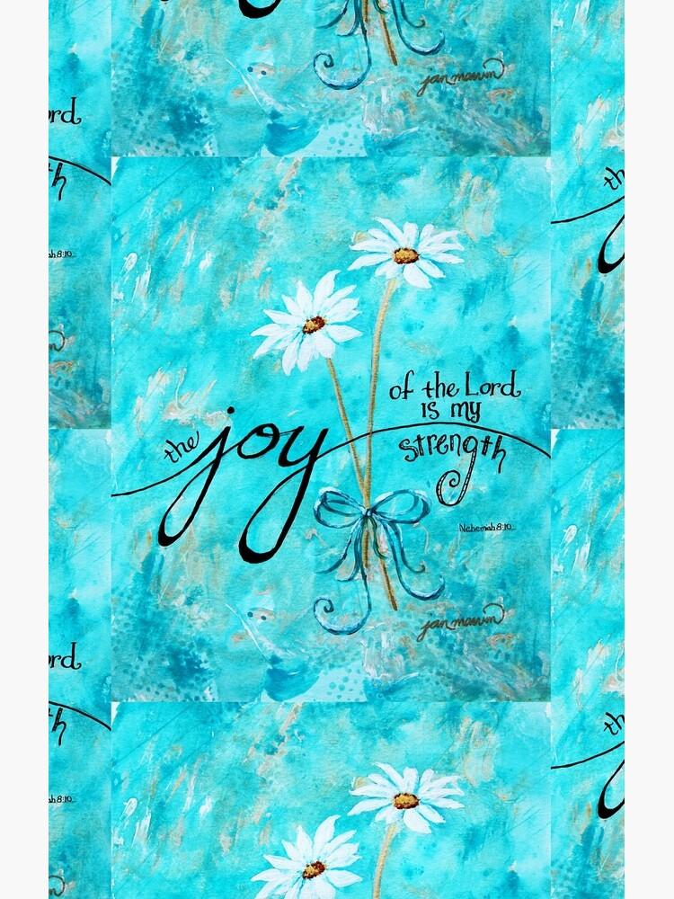 Die Freude des Herrn ist meine Stärke von Jan Marvin von janmarvin
