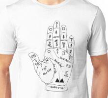 Twin Peaks Palmistry Unisex T-Shirt