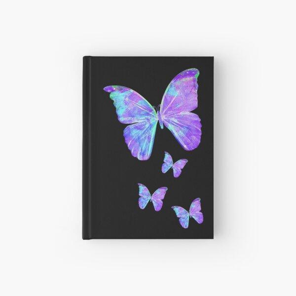 Purple Butterflies by Jan Marvin Hardcover Journal