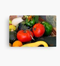 """"""" A Couple of Tomatoes """" Canvas Print"""