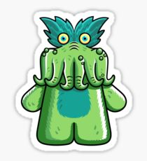 Black Friday Tickle-Me-Wiggly Sticker
