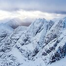 Winter on An Teallach by ScotLandscapes