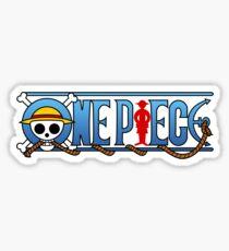 One Piece logo Sticker