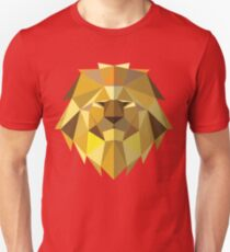 The Golden Lion Unisex T-Shirt