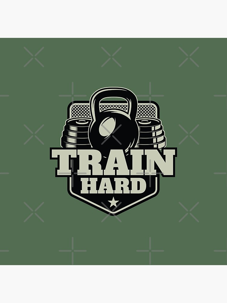 Train Hard von NGUinc