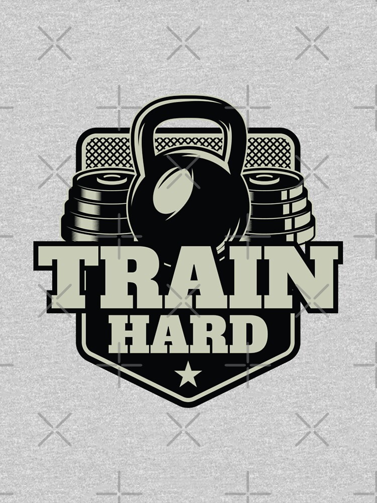 Train Hard von NGUinc