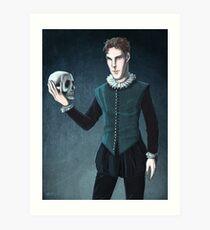 Hamlet Batch Art Print
