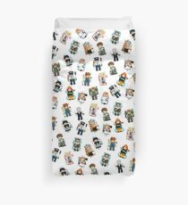 Occupations & Vocations Duvet Cover