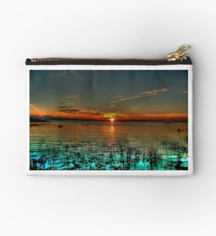 Opalescent Sunset Studio Pouch