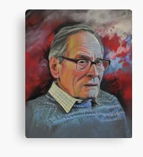 Mr Dick Coard Senior Canvas Print