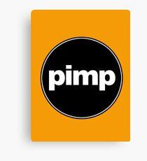 PIMP Canvas Print