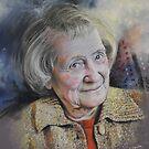 Mrs Mary Coard by Graham Clark