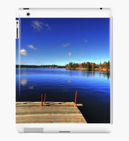 Brereton Lake iPad Case/Skin
