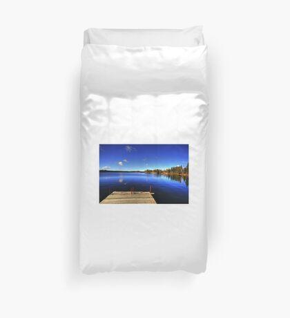 Brereton Lake Duvet Cover