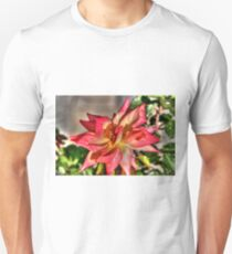 Caribia Hybrid Tea Rose Unisex T-Shirt