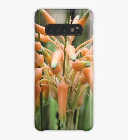 Aloe cooperi - flower Case/Skin for Samsung Galaxy