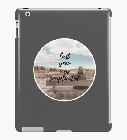 LYWC iPad-Hülle & Klebefolie