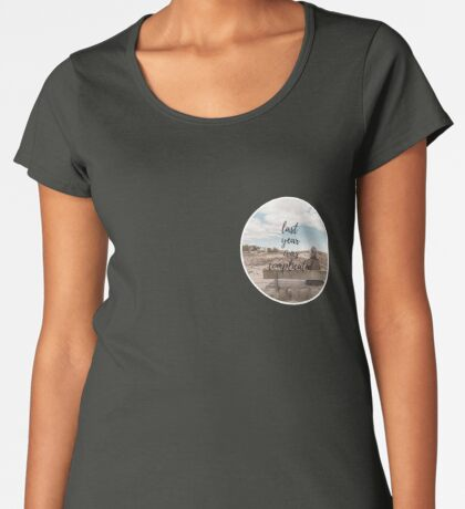 LYWC Premium Rundhals-Shirt