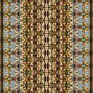 #Design, #pattern, #decoration, #art, abstract, illustration, ornate, old, wallpaper, textile by znamenski