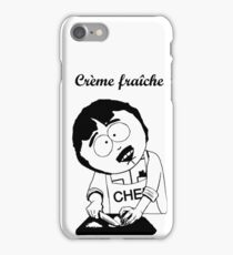 Creme Fraiche South park iPhone Case/Skin