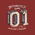 Motorcycle 01 New York by Chocodole